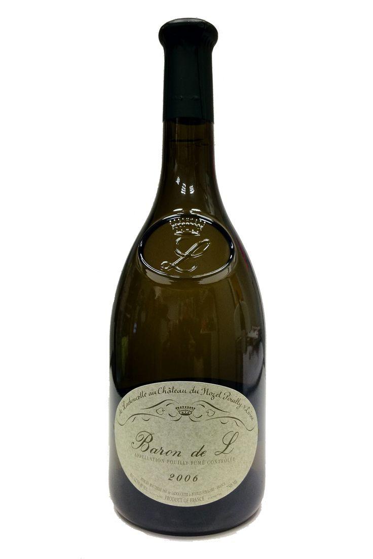 6 Bottles of 2006 Pouilly-Fume, Baron de L, De Ladouette, £324.00