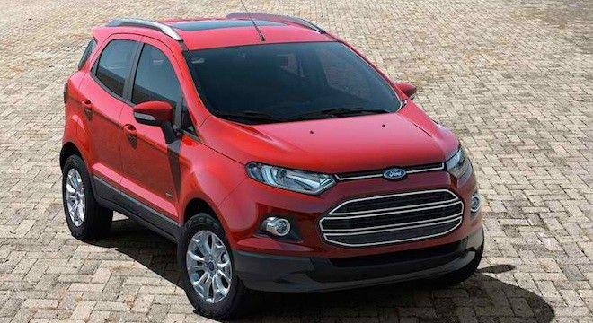 Ford Ecosport 1.5L AT: vẻ đẹp khiến giới mộ điệu phải siêu lòng