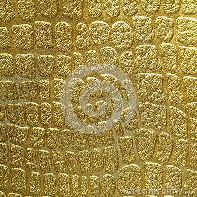 Gold Leather Background - Stock Photos - Download From Over 48 Million High Quality Stock Photos, Images, Vectors. Sign up for FREE today. Image: 77964862