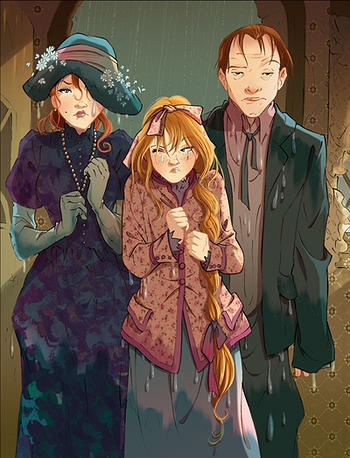 Fairy Oak-The Pimpernell Family