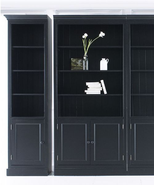 My Design library style bookcases | Angel and Boho