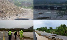 Declarará Oaxaca desastre por vías dañadas: Protección Civil