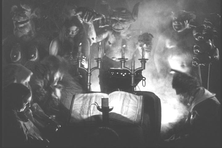 These pics are frame captures from the Swedish film Häxan