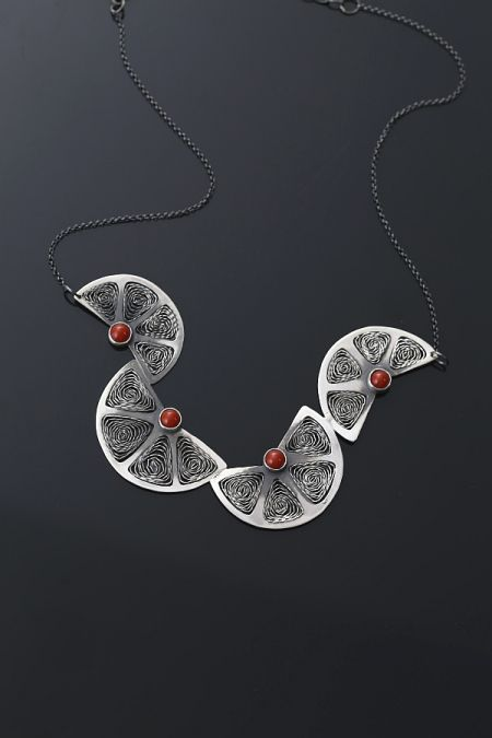 http://polandhandmade.pl/ #polandhandmade, #SztukKilka #silverJewelry