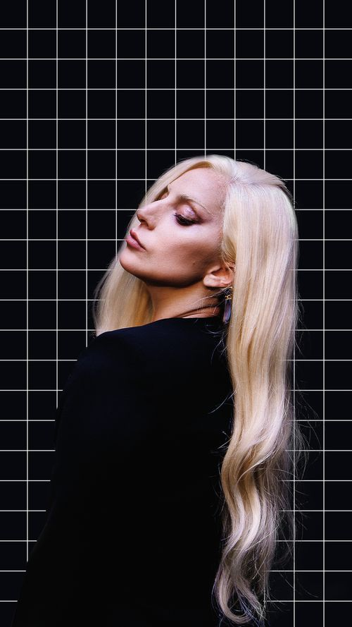 Imagen de wallpaper and Lady gaga