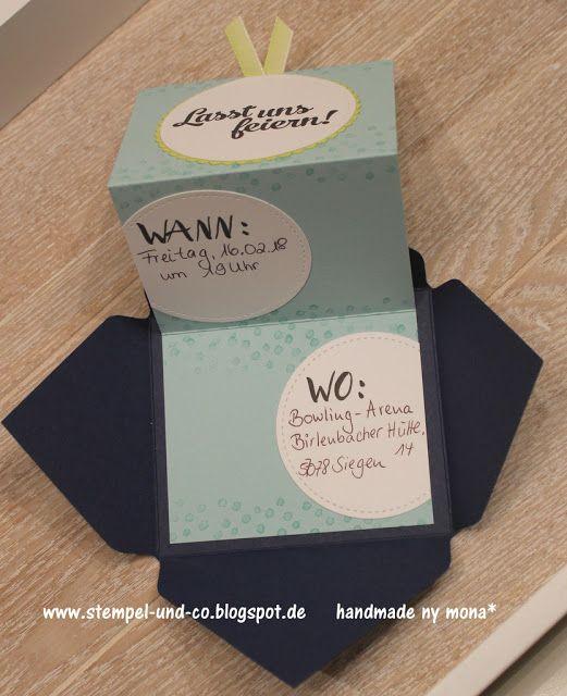 Schöne Dinge aus Papier mit den Produkten von Stampin' Up!
