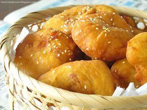 Ham Chim Peng(Chinese Doughnut)