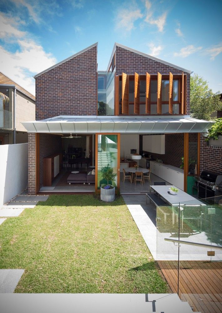 Green House by Carterwilliamson architects (Design Team: Shaun Carter, Lisa Merkesteyn, Kellie Beatty) / Rozelle NSW, Australia