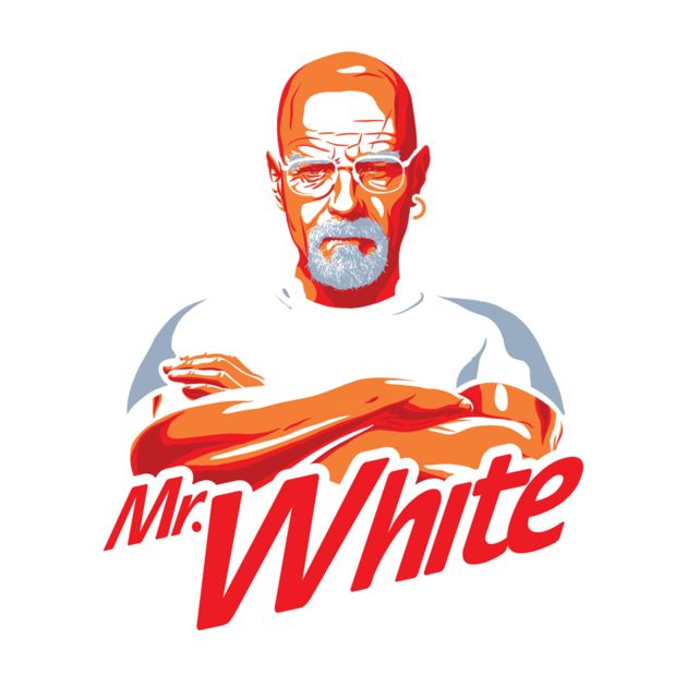 Mr. White - Breaking Bad