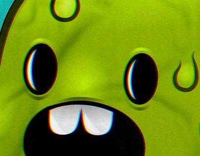 "Check out new work on my @Behance portfolio: ""Acid Cream"" http://be.net/gallery/52750907/Acid-Cream"