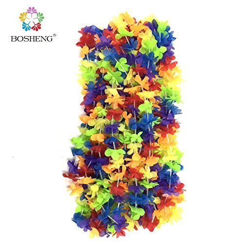 BOSHENG Hawaiian Colorful Flower Leis Necklaces for Tropi... http://www.amazon.com/dp/B01FVH5C2W/ref=cm_sw_r_pi_dp_C-Lrxb175WJ19