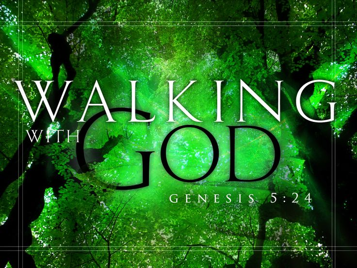 Enoch Walked With God Crafts