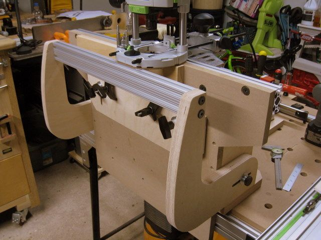 Homemade Woodworking Jigs Mortising Jig For Of1400