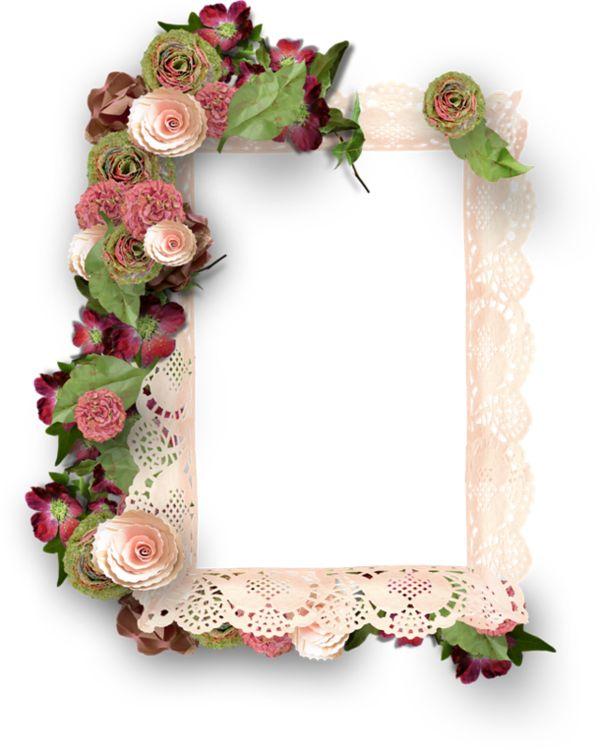 28 best Frames - Lace images on Pinterest | Frames, Frame and ...