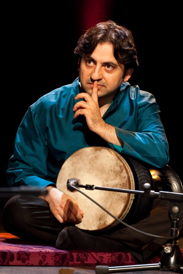 REZA MAZANDARANI | Iran | Poezja i improwizacja. Zakazane pieśni dawnej Persji.    Fot. Joanna Stoga