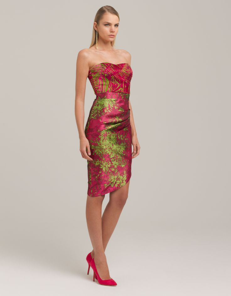 Bodycon dress by chesire for Maison Academia http://shop.maisonacademia.com/collections/spring-summer-2013/products/0003