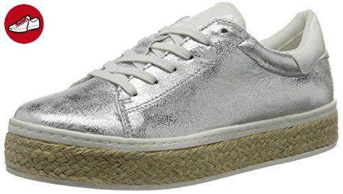 s.Oliver Damen 23626 Sneakers, Silber (Silver 941), 36 EU (*Partner-Link)