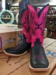 Hooey twisted X boots