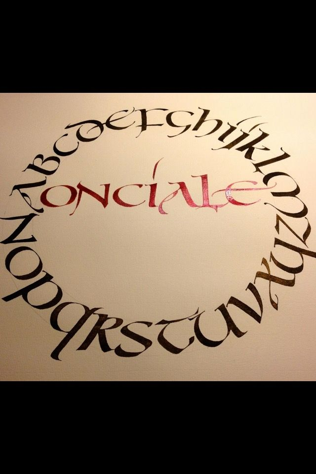 Best images about kalligrafie on pinterest