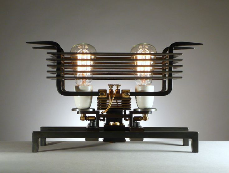 Machine Light No.4 by Frank Buchwald