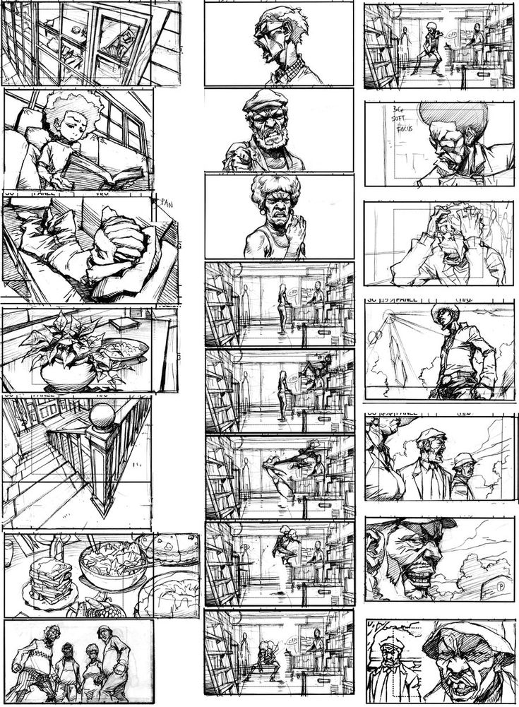 100 Best Storyboard And Comic Panel Samurais Images On Pinterest
