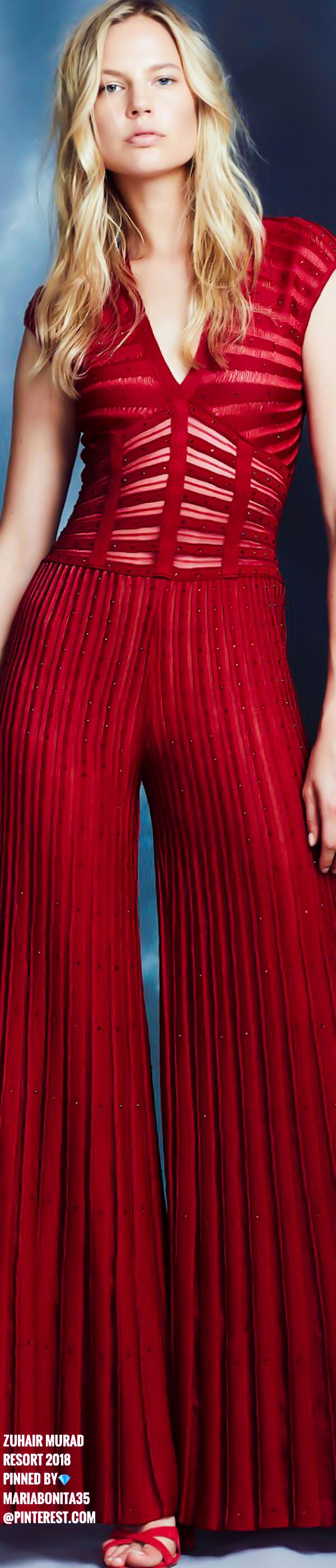 Zuhair Murad Resort 2018