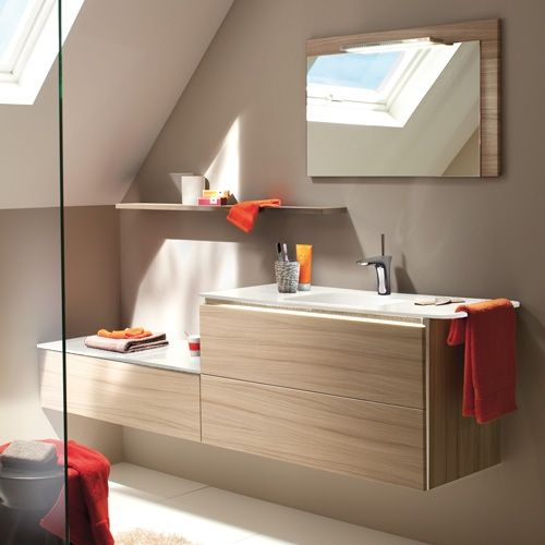 Duo le meuble de salle de bain modulable meuble salle de bain les collections les - Meuble de salle de bain lido ...