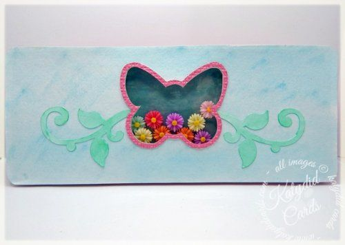 Spring is Sure to Follow made with Paper Crafting World's Butterfly n' Flourish CT