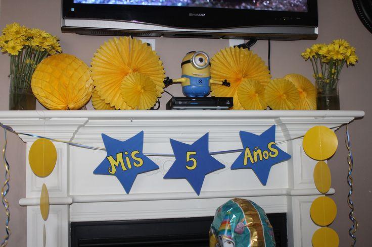 For birthday's......