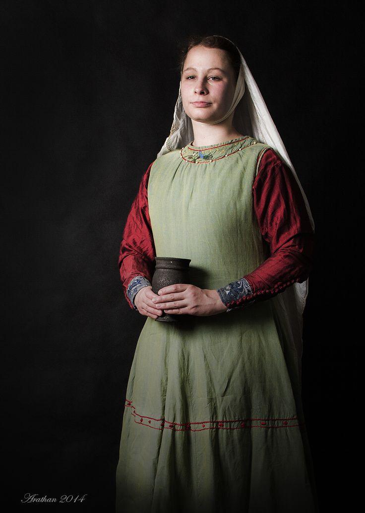 uper dress linen