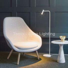 Lampa podłogowa ENNA LED biała (4569 - Astro Lighting)