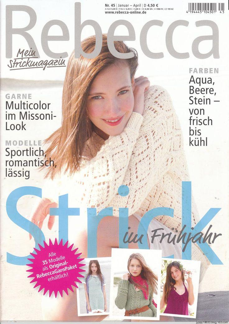 Rebecca № 45 2010