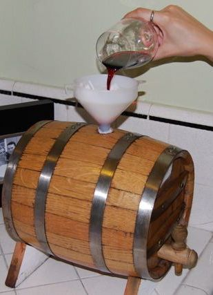 How to Make Vinegar: The Continuous Barrel Fermentation Method