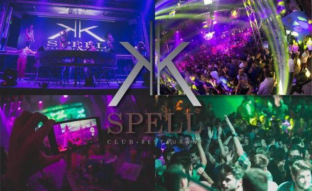 #Spell #club #restaurant στο #Γκάζι . Το καλύτερο club restaurant της Αθήνας ★Τηλέφωνο Επικοινωνίας / Κρατήσεις: 6981219034 (cosmote) - 6958288452 (vodafone)