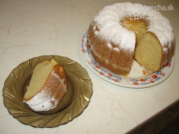 Bábovka (hrnčekový recept) - Recept