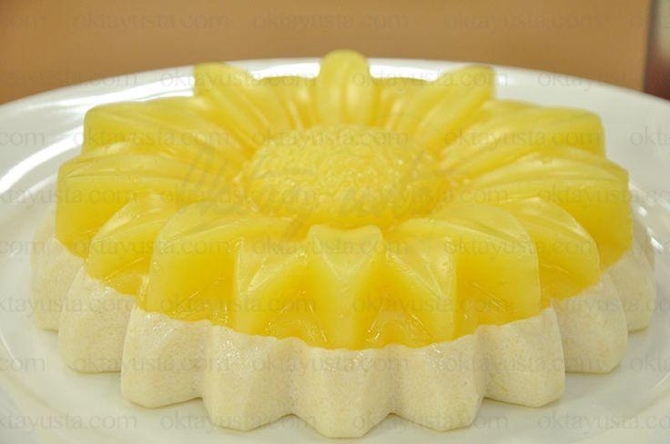 Portakallı İrmik Tatlısı | Oktay Usta [ Resmi Web Sitesi ]
