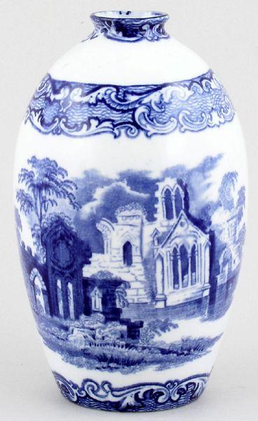 Jones George Abbey Vase c1920