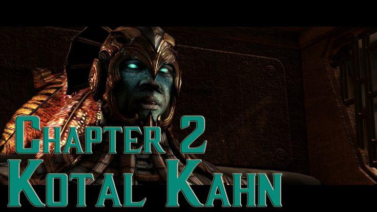 Let's Play Mortal Kombat X Story Mode Chapter 2: Kotal Kahn