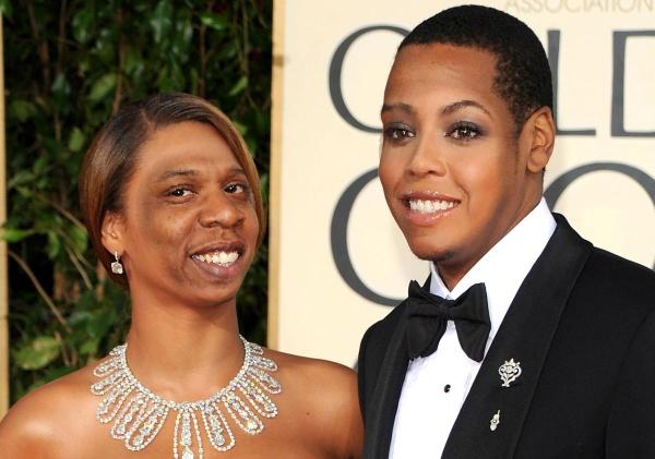 Celebrity Face Swap Beyonce And Jay Z