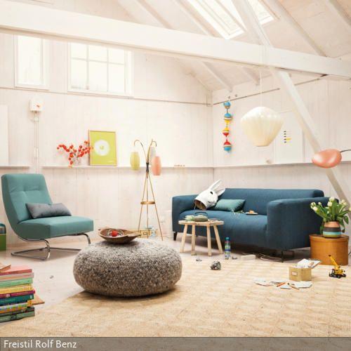 30 best moodboard wohnzimmer images on pinterest | live, home and ... - Wohnzimmer Retro Stil