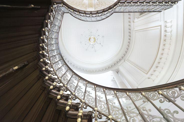la restauration architecturale de la nonciature sablon, bruxelles