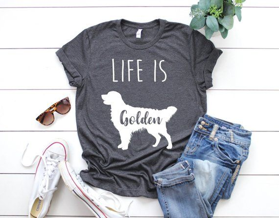 Golden Mama Shirt Tank Golden Mom Shirt Golden Retriever