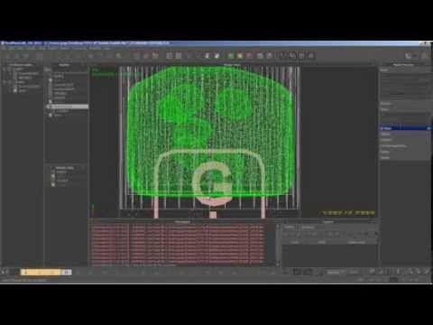 Tutorial sur realflow: Faire des bulles dans un liquide - YouTube