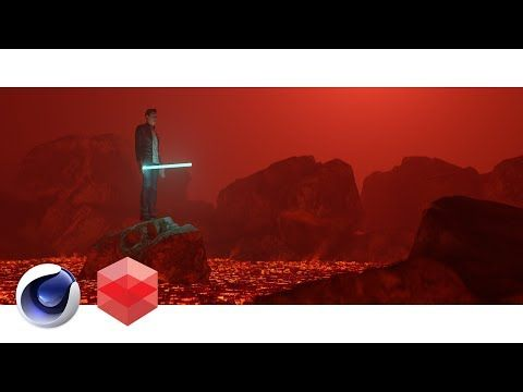 83) How to Set Up Emissive Materials in Redshift for Cinema 4D