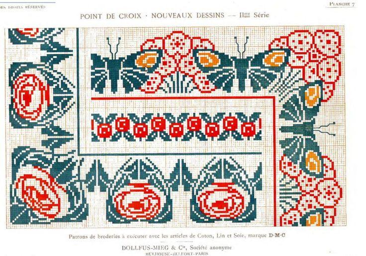 Art nouveau or art deco inspired design