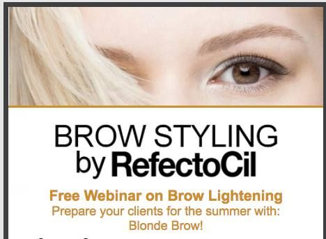 6b6635f8b1f As many of you know, we have partnered with Refectocil to provide an online  Lash