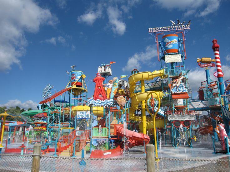 Hershey Trip Planner | Theme Park Family Vacations | Hershey, Pennsylvania - MiniTime