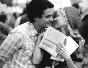 """Tu meriti qualcuno che ti dica: """"Non riesco ad immaginare un mondo senza di te..."""" Elizabethtown, (2005) di Cameron Crowe."""