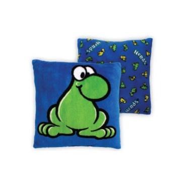 Nerds Candy Blue Plush Pillow