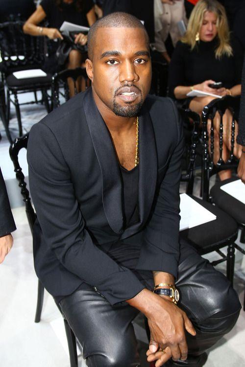 Kanye West #styleicon